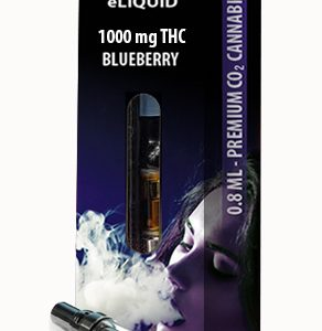 Dope-eLiquid-1000mg-Blueberry-cartridge