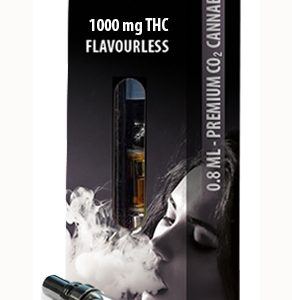 Dope-eLiquid-1000mg-Flavourless-cartridge